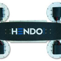 Hendo aprovecha el tirón de Regreso al futuro para presentar la nueva versión de su patín volador