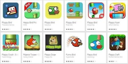 El extraño caso de los clones de apps en las tiendas de aplicaciones