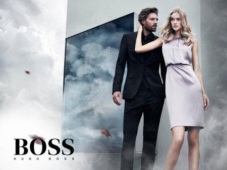 Hugo Boss Black invierno 2012: lo sencillo también gusta