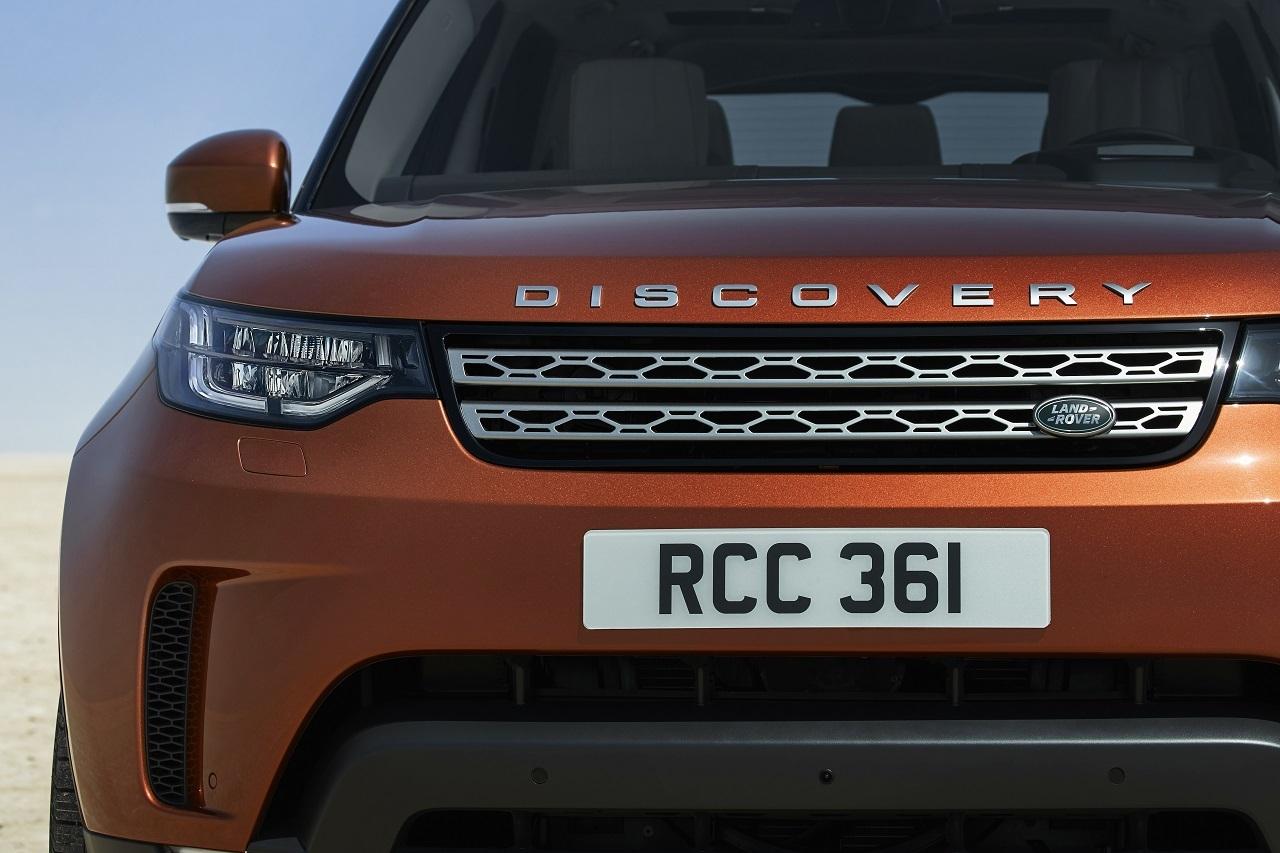 Foto de Land Rover Discovery (13/28)