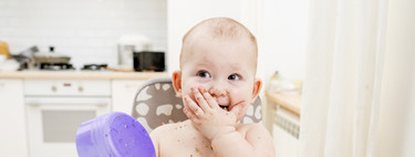 Bebés alimentados con leche materna aceptan mejor nuevos alimentos