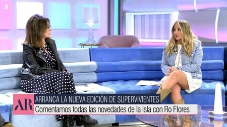 Ana Rosa y Ro Flores