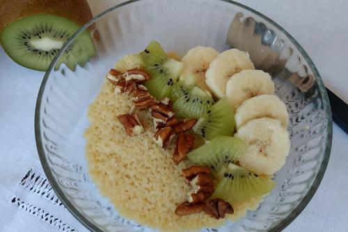 Tu dieta semanal con Vitónica: menú equilibrado para quienes padecen alergia a la avena