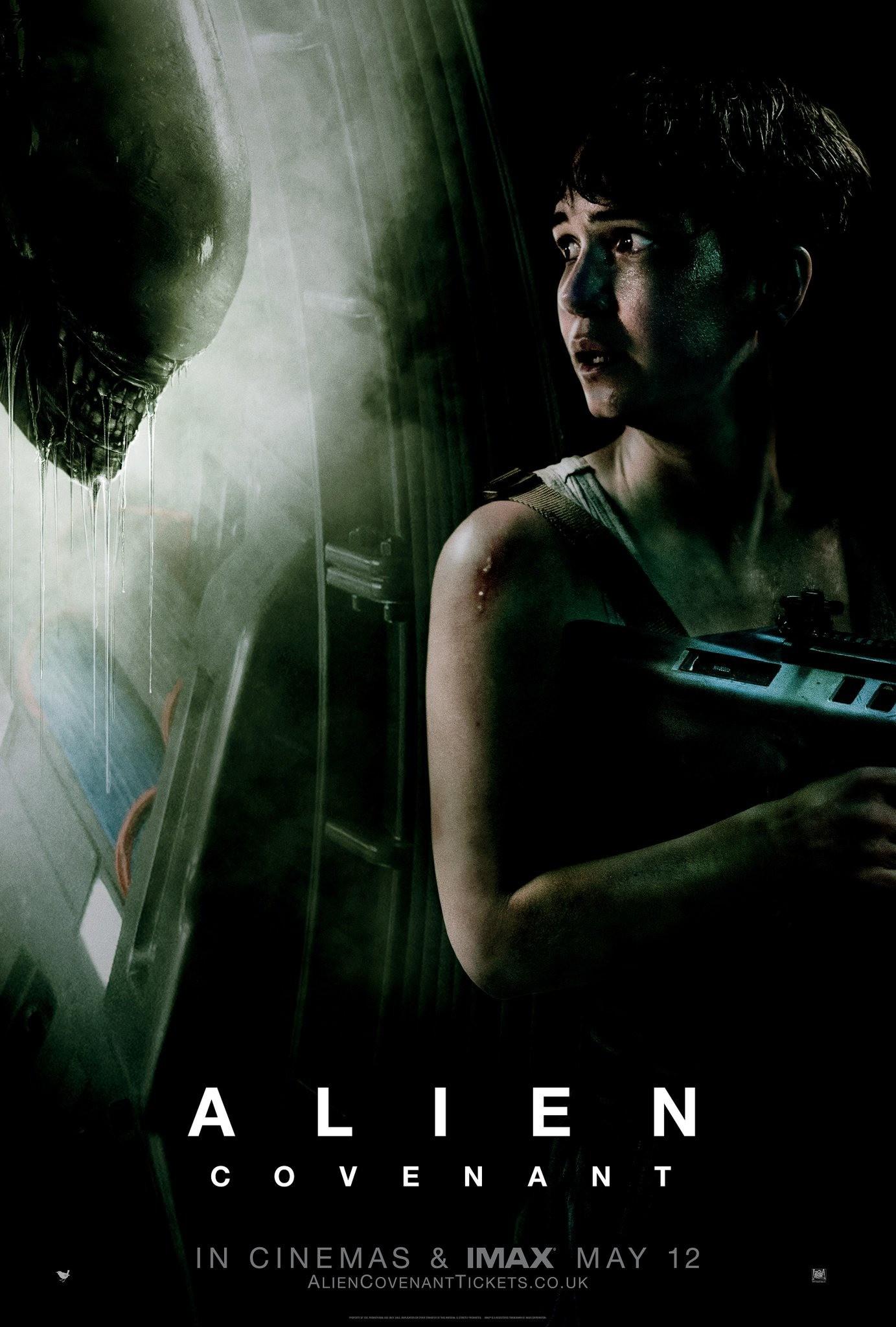 Foto de Carteles de 'Alien: Covenant' (4/8)