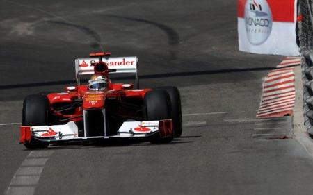 GP de Mónaco F1 2011: Fernando Alonso le quita importancia al rendimiento de Ferrari el día de hoy