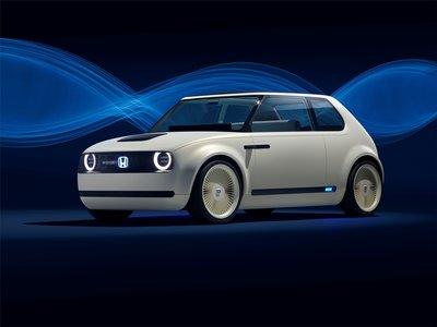 Honda Urban EV Concept: el coche urbano eléctrico para las masas que busca ser una realidad en 2019