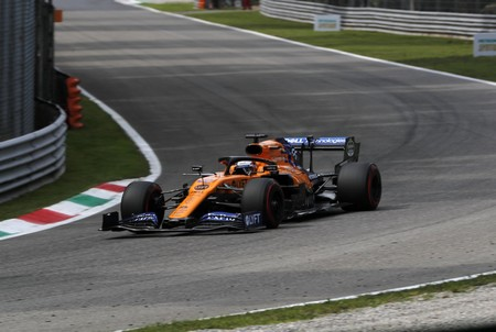Sainz Italia F1 2019