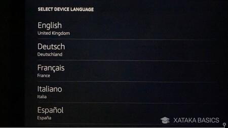 Elige Idioma