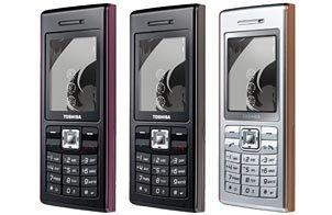 TS32, otro móvil de Toshiba sólo en Japón
