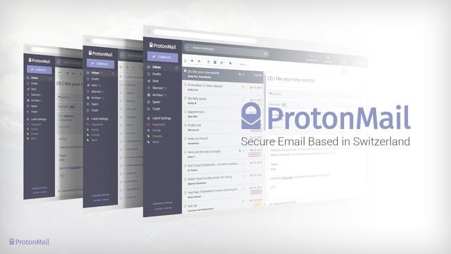 ProtonMail quiere liberarnos de Google en un par de años y preparan sus propias apps como Docs, pero con cifrado