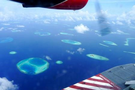 Maldivas... ¿Nuevo paraíso para mochileros?