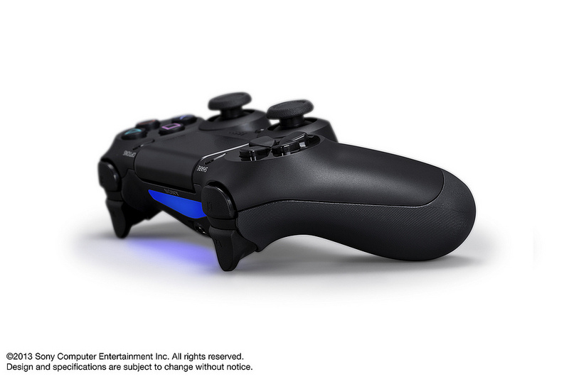 Foto de DualShock 4 y PlayStation Eye (4/14)