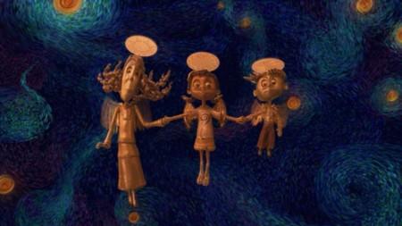 Coraline Noche Estrellada
