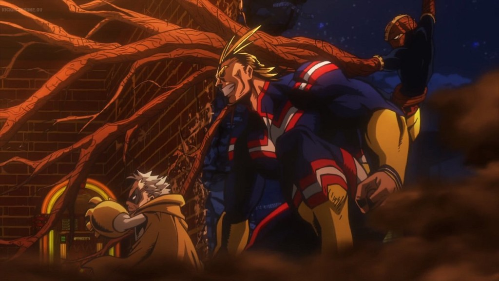 My Hero Academia2