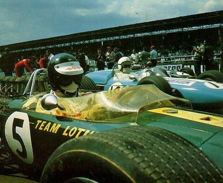 Bob Anderson Brabham F1