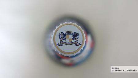 Cata cerveza Kronenbourg 1664 - chapa