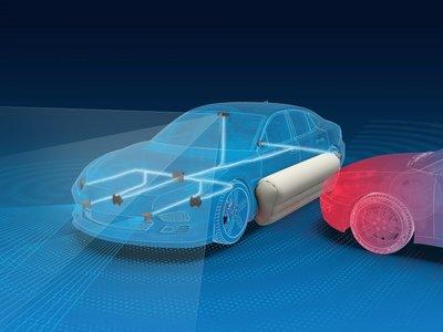 Las bolsas de aire exteriores de ZF son el siguiente gran paso en seguridad