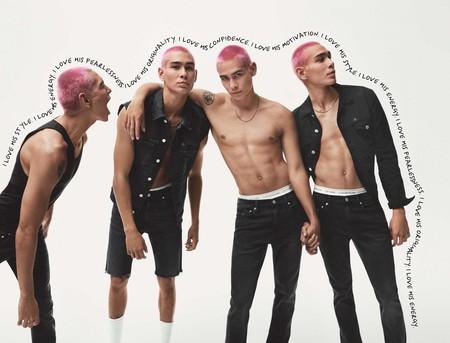 Calvin Klein Festeja El Amor La Individualidad Y La Autenticidad En Su Nueva Campana 02