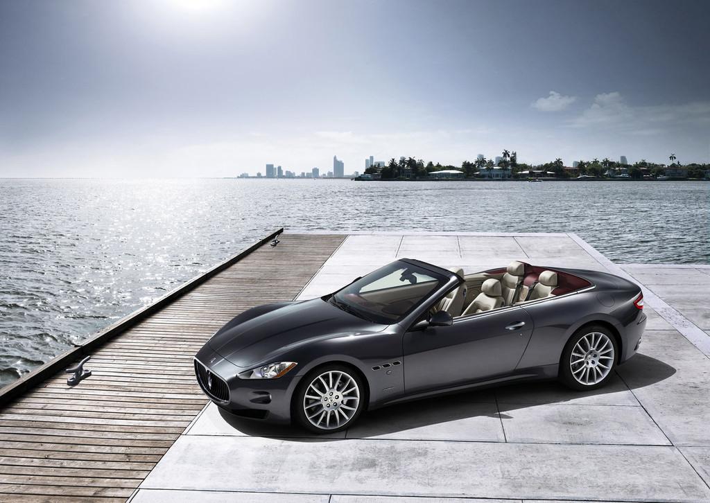 Foto de Maserati GranCabrio (4/4)