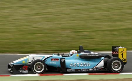 Daniel Juncadella probará próximamente un Ferrari en Vallelunga y un GP2 con Rapax en Barcelona