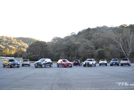 Comparativa: ¡Al ring con 10 de los B-SUV a la venta en México! (II)