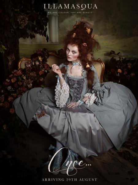 Illamasqua nos trae un otoño romántico e intenso con su nueva colección Once...
