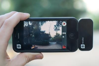 Grabando mis primeros vídeos 3D con el iPhone