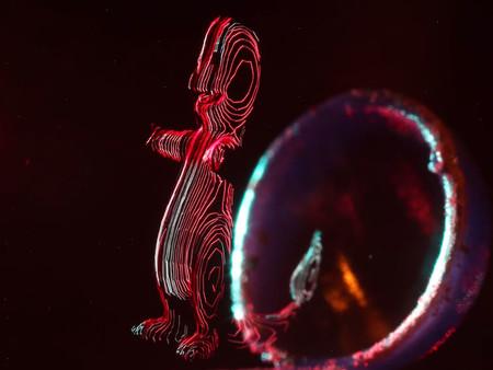 El proyecto 'Princesa Leia' sobrepasaría la realidad de los hologramas