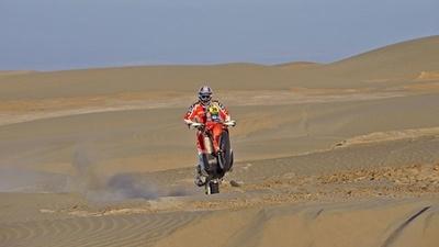 Dakar 2013: Arequipa - Arica, etapa 5