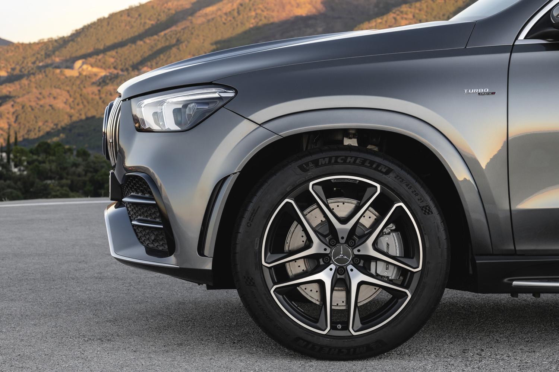 Foto de Mercedes-AMG GLE 53 4MATIC+ 2019 (28/44)
