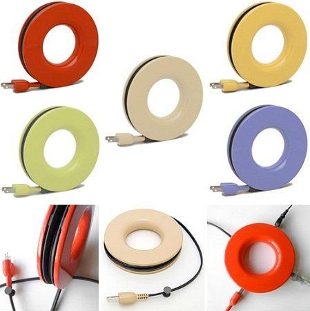 Plugo, cable de extensión circular