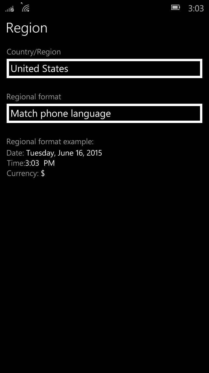 Foto de Windows 10 Mobile build 10136 (49/92)