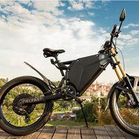 ¿Cuál es la mayor distancia alcanzada con una carga única de bicicleta eléctrica?
