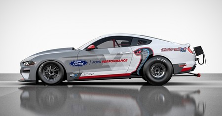 Ford Mustang Cobra Jet Electrico 4