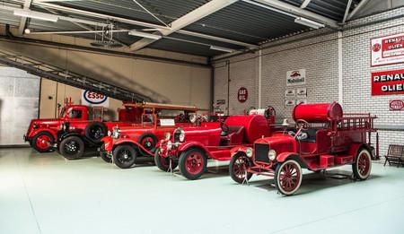 La mayor colección de coches clásicos de Ford, a la venta