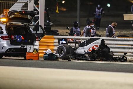 Haas Barein F1 2020 2