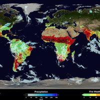 Ahora podemos predecir el riesgo de incendios a escala mundial con este modelo de la NASA