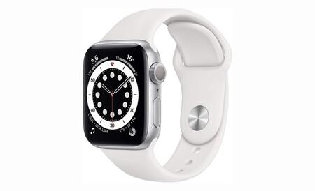 Camisas Blancas 4 Apple Watch Series 6