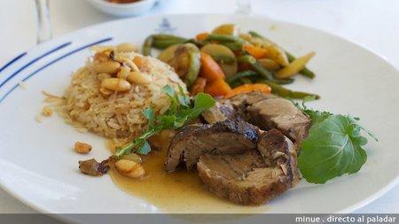 Restaurante Dar Zarrouk - rosti cordero