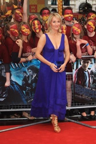 Todas las asistentes a la premiere de Harry Potter y El Misterio del Príncipe II