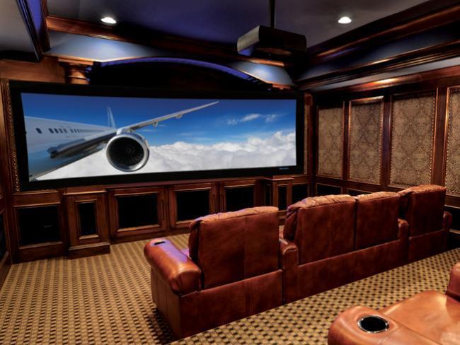 Los 17 mejores proyectores del mercado para ver cine y - Fotos salas de cine en casa ...