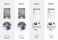 iOS 5, curiosidades hasta debajo de las piedras