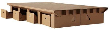 Karton: muebles para toda tu casa de cartón