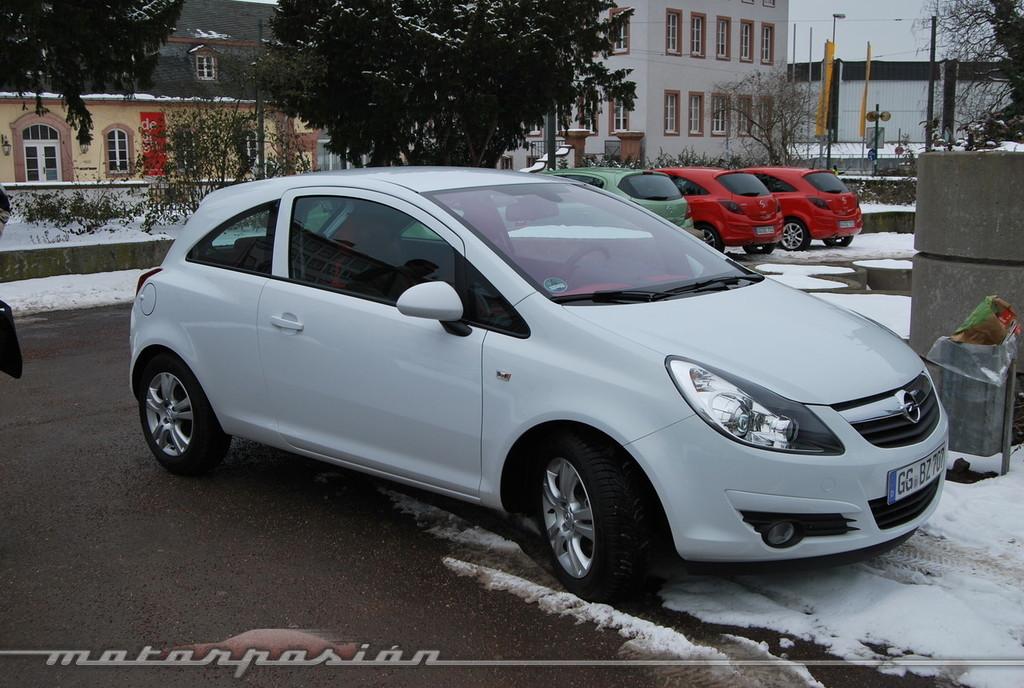 Foto de Opel Corsa 2010 (presentación) (22/37)
