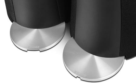 Edifier E30 Spinnaker, unos altavoces inalámbricos que no pasarán desapercibidos