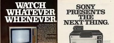 El formato Betamax seguía vivo y hoy por fin Sony ha anunciado su muerte
