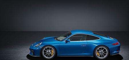Porsche 911 GT3 Touring Package, la nueva versión pensada para los (más) puristas