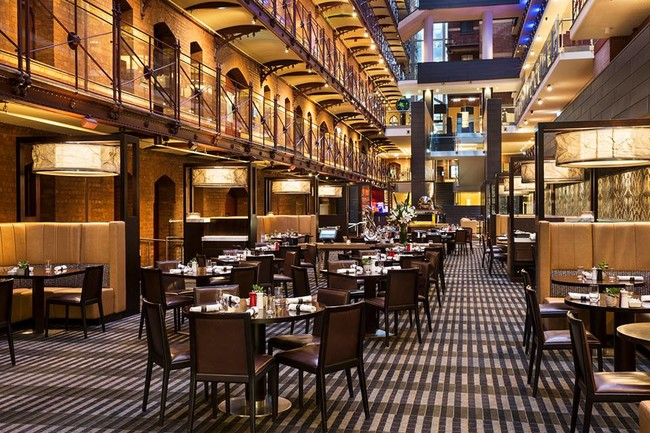 Hotel Intercontinental Melbourne The Rialto Fb