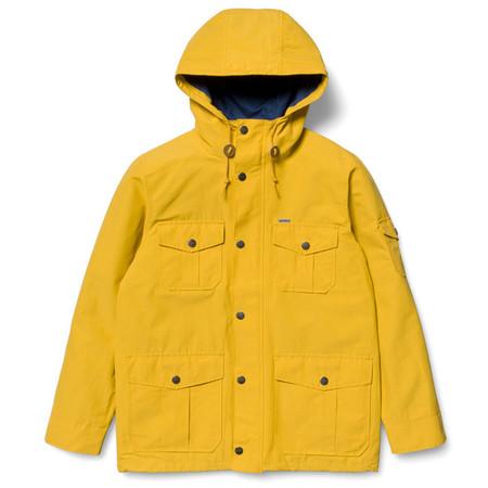 Carhartt WIP Parka amarilla
