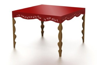 Turn table de &Then Design